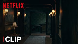 The Haunting of Hill House   Clip: The Scariest Hallway We've Ever Seen   Netflix