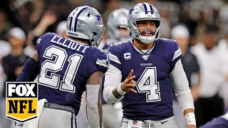 Dak or Zeke: Whose team is it? — NFL Kickoff crew picks sides | FOX NFL