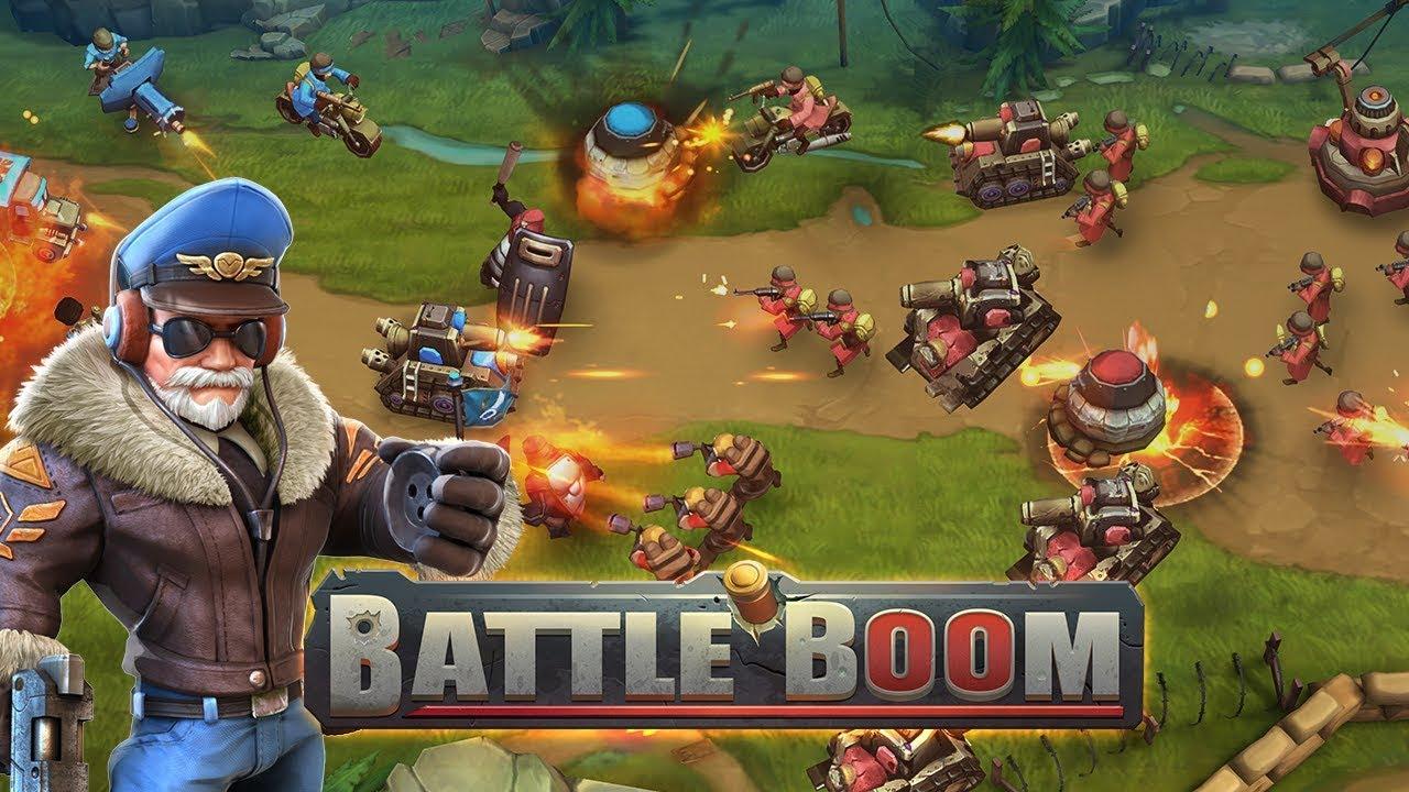 Играй Battle Boom На ПК 2