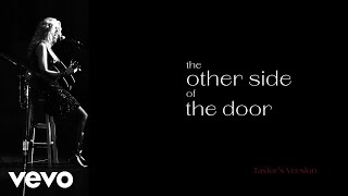 Taylor Swift - The Other Side Of The Door (Taylor's Version) (Lyric Video)
