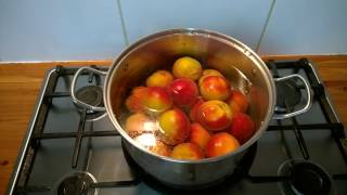 How To Make Your Own Peach Jam
