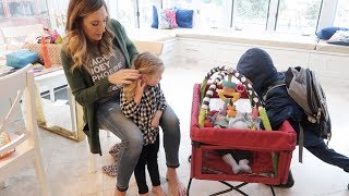 My Morning Routine with 6 KIDS! (+ morning survival tips)