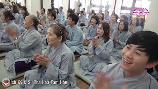 Ích Kỷ Và Sự Tha Hóa Tâm Hồn ( Rất Hay ) - Sư Cô Hương Nhũ giảng tại Seoul, Hàn Quốc