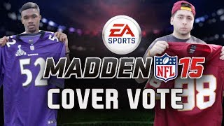 Madden 15 Cover Challenge! Message to @CameronNewton
