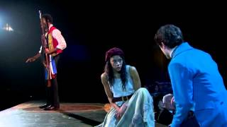 Les Miserables Broadway 2014 Tony Awards Ramin Karimloo-One Day More