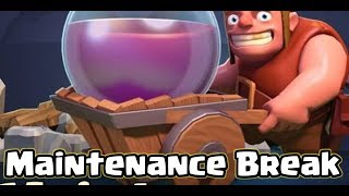 Live I Maintenance Break I Clash Of Clans New update??