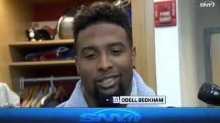 Giants Report: Odell Beckham Jr