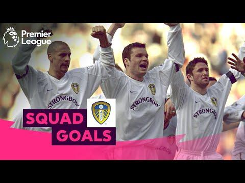 MAGNIFICENT Leeds United Goals | Viduka, Yeboah, Haaland | Squad Goals