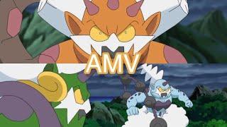 Landorus vs Tornadus vs Thundurus   Pokémon AMV (REUPLOAD)