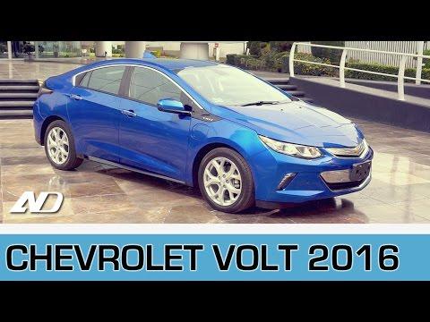 Chevrolet Volt 2016 - Primer Vistazo en AutoDinámico