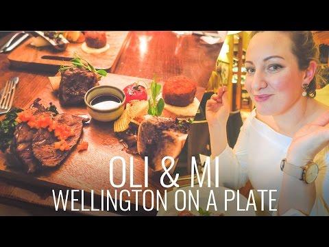 OLI & MI - Wellington On A Plate 2016