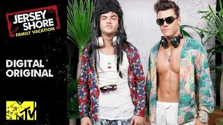 The Dolan Twins Get a Jersey Transformation 😎    Jersey Shore: Family Vacation   MTV