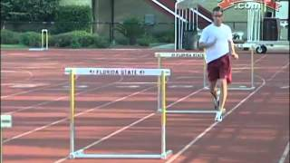 "Improve Your Hurdling Form and Technique with the ""Five Step Drill!"""