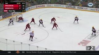 Top 4 Plays of the Week | Jan 29, 2019| Big Ten Hockey