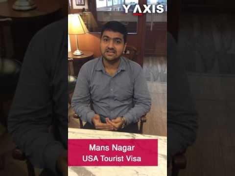 Mans Nagar USA Tourist Visa PC Haritha Asha