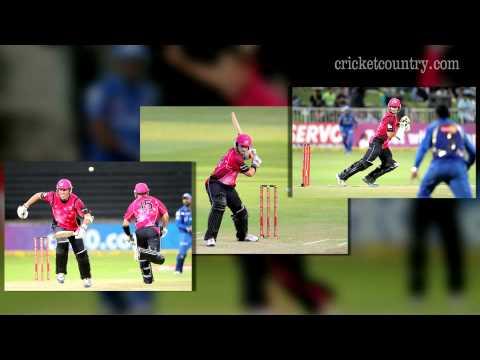 CLT20 2012: All-round Sydney Sixers trump Mumbai Indians by 12 runs