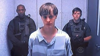 Dylann Roof addresses jury in sentencing hearing