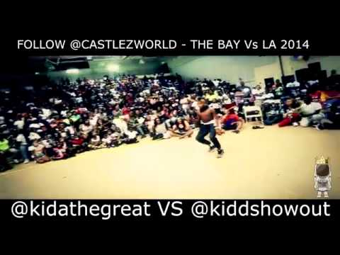 The Great Kida - Dance Competition 2014 - Full video