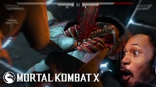 THE BEST X-RAY EVER | Mortal Kombat X #17