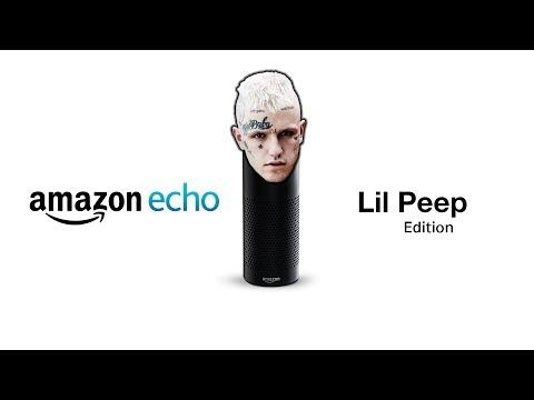 Amazon Echo: Lil Peep Edition