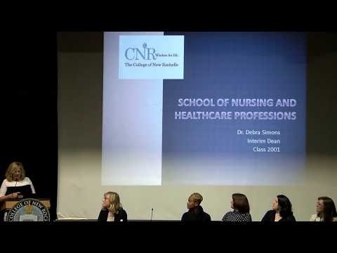 Update on School of Nursing & Healthcare Professions - Dr. Debra Simons, Interim Dean