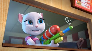 Talking Tom and Friends - Germinator 2: Zombies (Season 1 Episode 39)