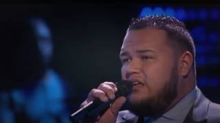 The Voice 2016   Christian Cuevas vs  Jason Warrior   Hello