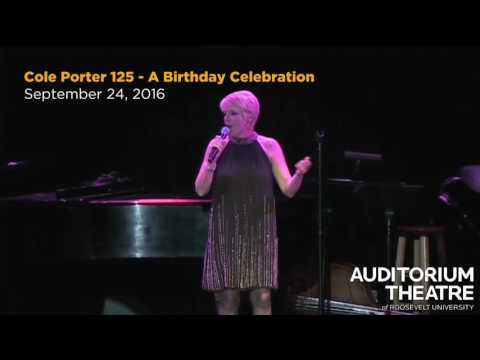 Cole Porter 125  | 2016-17 Season | Auditorium Theatre