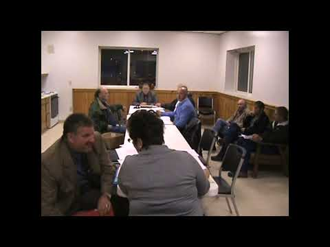 Rouses Point Village Board Meeting  10-19-09
