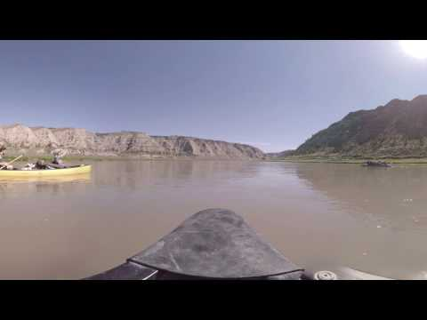 360 Virtual Tour: Canoeing the Upper Missouri River Breaks