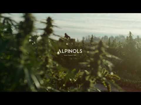 ALPINOLS - 100% organic & sustainable CBD, made in Switzerland