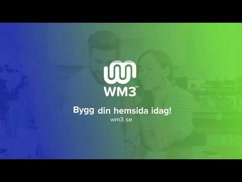WM3 Förklaringsvideo