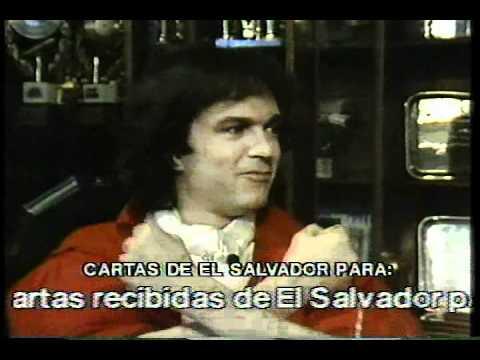 Camilo Sesto - Entrevista en Programa