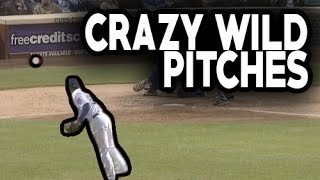 MLB: Crazy Wild Pitches (HD)