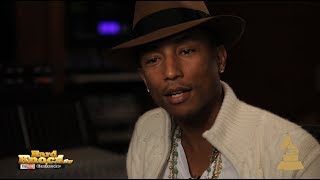 Pharrell Talks Lorde, Kendrick Lamar, Jay Z, Making Meaningful Music, Blurred Lines + More