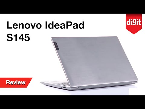 Tested! Lenovo IdeaPad S145 Review
