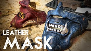 Leather Mask Tutorial
