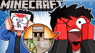 WE MUST SAVE XAVIER FROM SQUIRREL'S TRAP ON MINECRAFT!!!! (Delirious' Perspective) Ep. 17!