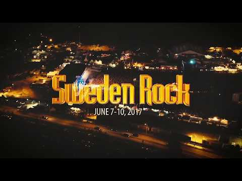 Remember Sweden Rock Festival 2017
