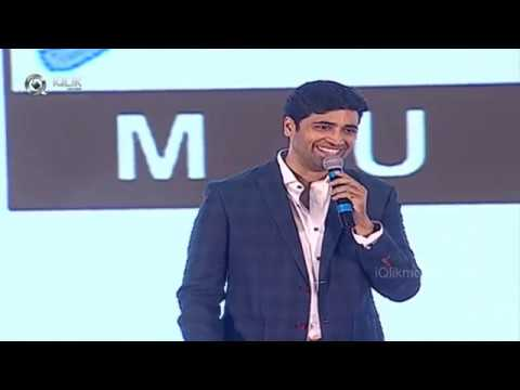 Adivi Sesh About Goodachari Film Success Meet