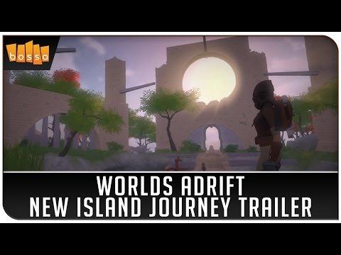 Worlds Adrift - New Vistas