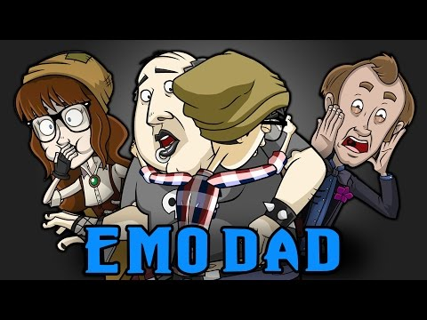 THE CONCERT!  - EMO DAD