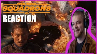 STAR WARS SQUADRONS: HUNTED Trailer REACTION !