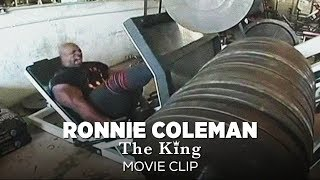 Ronnie Coleman: The King MOVIE CLIP | Ronnie Lifted Weights That No One Would Fathom Picking Up