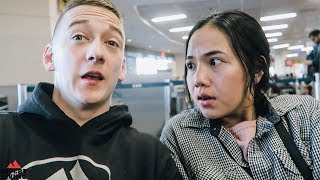 America To India ! - FIRST TIME Getting To New Delhi (Our Trip Really Begin...) 🇮🇳