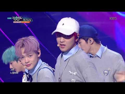 뮤직뱅크 Music Bank - We Young - NCT DREAM.20170908
