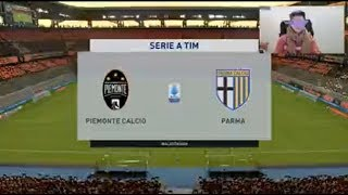Јuvеntuѕ vs Раrmа | Fifa 2020 Match