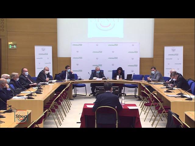 Audition de Mr Farandou, candidat proposé aux fonctions de PDG de la SNCF