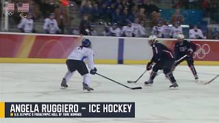 Angela Ruggiero - Ice Hockey - U.S. Olympic & Paralympic Hall of Fame Finalist