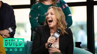 "Toni Collette Loved Getting The Chance To Work With Merritt Wever In ""Unbelievable"""